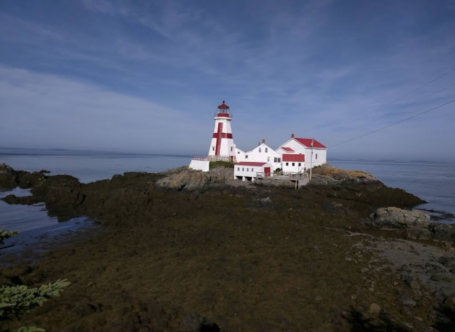 East Quoddy Head Lighthouse, Campobello Island, New